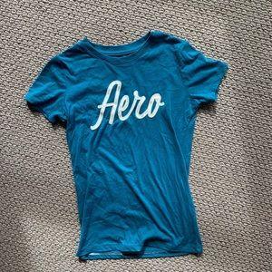 Girls Aeropostale short sleeve T